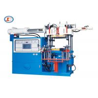 Low Noise Hydraulic Rubber Press Machine , Rubber Moulding Machine For Socket Cover Manufactures