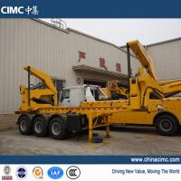 20ft container side lifter with 37 tons load capacity Manufactures