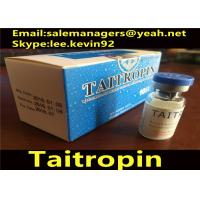 Bodybuilding Taitropin Hgh Legal Injectable Hormones 100iu/Kit Cas 96827-07-5 Manufactures