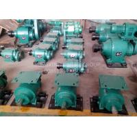 90 Degree Reduction Gearbox Worm Gear Reduction Gearbox Three Circle Type Manufactures