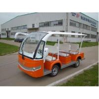DV2082e Eight Seats Electric Tourism Car/Electric Sightseeing Bus (DV2082E) Manufactures
