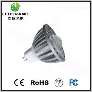 GU10, B22 energy saving 3 * 1w led spot lamps LG-DB-1003G Manufactures