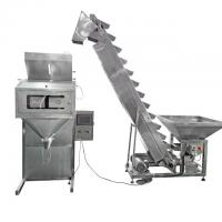 Industry Granule Packing Machine / Weighing And Bagging Machine 2 Weighter