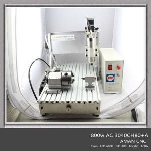 Hot Sale 3D Mini CNC Router/ Desktop CNC Router Manufactures