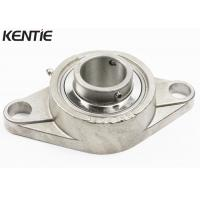 Industry Impactor Stainless Steel Pillow Block Bearing SUCFL206 30 * 38.1 * 148mm Manufactures