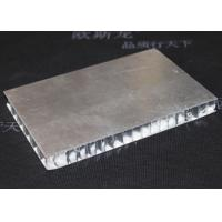 Aluminium Honeycomb Panel , Decorative Building Exterior Wall Tile Tegular Manufactures