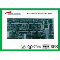Taconicrf Green Solder Mask Double Side PCB 0.75mm Lead Free HASL DK3.5 DF0.0025 Manufactures