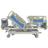 China ICU Room Fully Automatic Hospital Bed Embedded Controller Automatic Weighting on sale