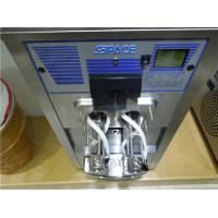 Quality 220v 50Hz Commercial Soft Serve Ice Cream Maker Machine Countertop Model for sale
