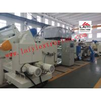 Special Winders And Unwinders Double Sided Laminating Machine 1100/1300/1600/2100/2400mm Width Manufactures