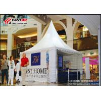 Transparent High Peak Marquees 100 People Tent For Tradeshow Lastest Design