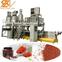 Aquatic Fish Feed Processing Machine Staineless Steel Food Grade 201 Manufactures