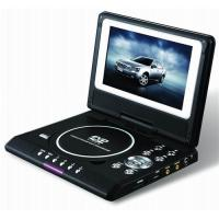7 inch portable dvd player(KSD-7588) Manufactures
