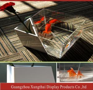 China Acrylic Fish tank on sale