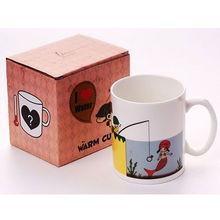 the change colors mug printing magic fishing MAGIC MUG 11OZ mug Manufactures
