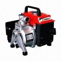 China 1.5-inch IE45 2-stroke Gasoline Water Pump, 2.4hp 63cc on sale