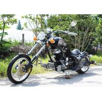 Fast Speed 250cc Chopper Motorcycle Harley Chopper Motorcycle Four Color With Two Wheel Manufactures