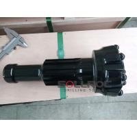 High Air Pressure M50-130mm Black Water Well Drill Bits With Abrasion Resistance Manufactures