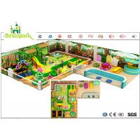 Pre - School Colorful Kids Indoor Soft Playground Fun Place 15.86 * 7.32  * 8M Manufactures