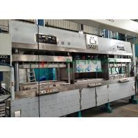 Industrial Semi Automatic Paper Plate Making Machine For Making Paper Plates Manufactures