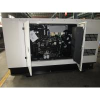 Silent Perkins Generator Set 30kw To 500kw Water Cooled Three Phase With AC Alternator Manufactures