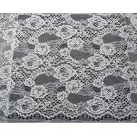 Corded Lace Fabric For Wedding Dress  Manufactures