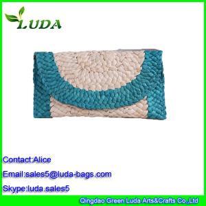 discount designer handbags corn husk straw tote bags Manufactures