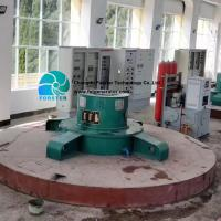 China Ac Alternator Vertical Axial Flow Water Turbine With Permanent Magnet Generator on sale