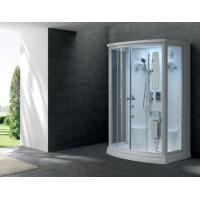 China Bathroom design For two people sauna vs steam room G268 shower cabin on sale
