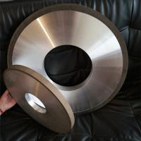 1A1 D750 Resin Bond Diamond Grinding Wheel For Thermal Spray Coating lucy.wu@moresuperhard.com Manufactures