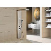 Contemporary ROVATE Massage Shower Panel , Fixed Shower Panel Easy To Install Manufactures