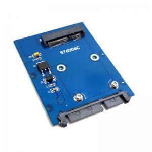 """Slim Mini PCI-E mSATA SSD 2.5 """"SATA 3,0 PCBA 22 pin adaptateur disque dur HDD HG Manufactures"""