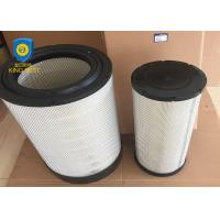 China Volvo 21386644  21386706 Excavator Replacement Parts Air Filter Insert For Volvo Penta Generator on sale