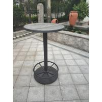 Pub Furniture Coffee Table Base Waterproof Table Leg Cafe Table Outdoor Furniture Manufactures