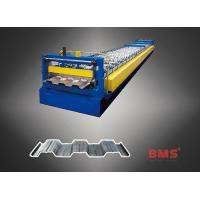 Modern Metal Aluminum 380V 50Hz 3phases Floor Deck Roll Forming Machine Manufactures