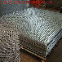 China welded wire mesh panels for making chicken cage/Electro Galvanized Welded Wire Mesh Panel/3x3 mesh panel on sale