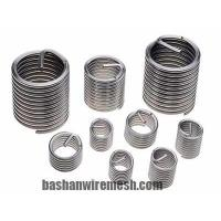 High quality Stainless steel  304 M8X1 screw thread coils/heli/coil thread insert Manufactures