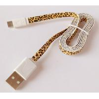 USB data and charge cable for mobile phone ,  multi-colored options-RM4RB1 Manufactures