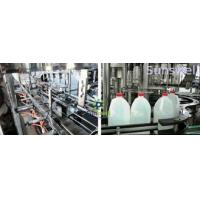 Automatic Water Filling Machines , Gravity Bottling Line Equipments For Still Water Manufactures