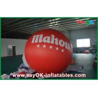 China 0.2mm Pvc Promotional Lighting Inflatable Helium Balloon with Print on sale