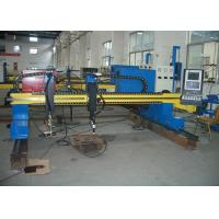 Custom Color CNC Plasma Cutting Machine Gantry Flame Chinese 100A Plasma Source Manufactures