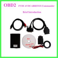 FVDI AVDI ABRITES Commander Brief Introduction Manufactures