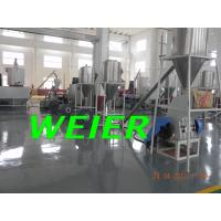 China WPC / PVC Plastic Pelletizer Machine With Parallel Twin Screw Extruder on sale