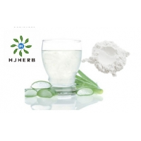 China 100% Pure Plant Leaf Extract Aloe Vera Extract Powder on sale