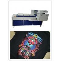 Quality Large Format Flatbed Tee Shirt Printing Machine With Printing Size 600*1200mm for sale