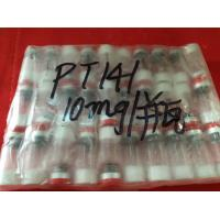 Legal Anabolic Polypeptide Hormones Synthetic Amino Acid Protein Bremelanotide PT-141 Manufactures