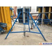 Removable Slab Formwork ConstructionFolding TripodQ235 Steel Pipe Material Manufactures