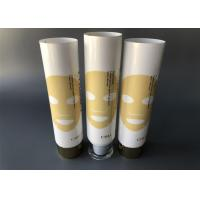 Buy cheap Mirror acrylic top cap diameter 40mm for Plastic Lotion 100-125ml white Tubes from wholesalers