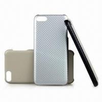 Mobile Phone Housing iPhone5 IML on Sides Manufactures