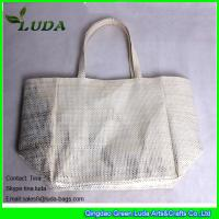 silver metalic paper cloth straw handbags on sale Manufactures